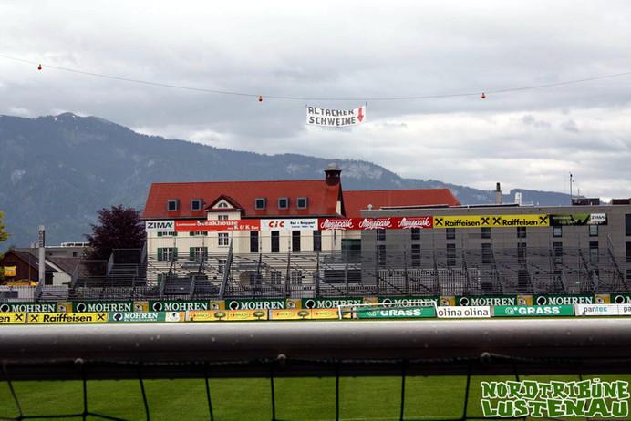 34. SC Austria Lustenau - SCR Altach