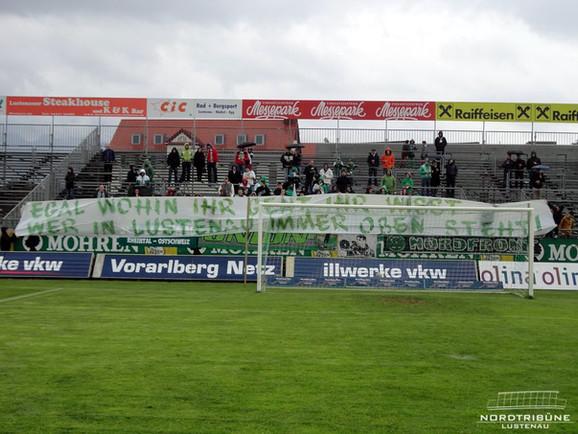 35. FC Lustenau - SC Austria Lustenau