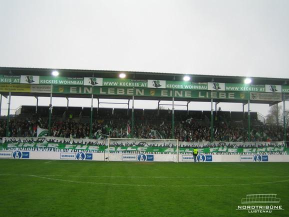 CUP Viertelfinale SC Austria Lustenau - FK Austria Wien