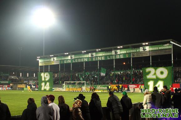 19. SC Austria Lustenau - Floridsdorfer AC