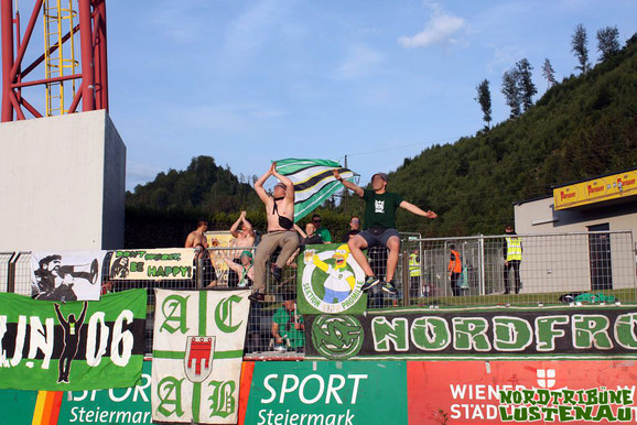 36. SV Kapfenberg - SC Austria Lustenau