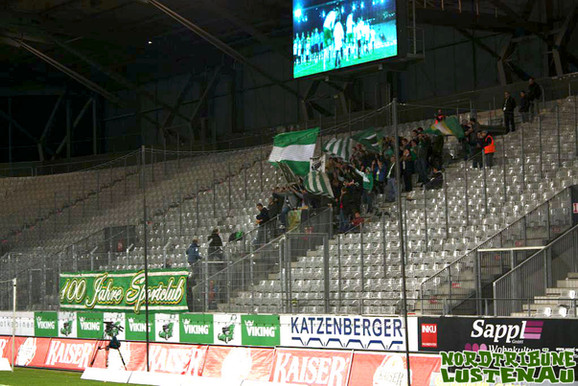 20. FC Wacker Innsbruck - SC Austria Lustenau