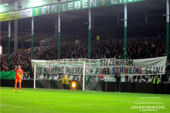CUP Achtelfinale SC Austria Lustenau - SK Sturm Graz