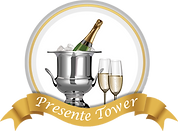 Selo Present Tower Lua de mel