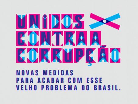 OSBFranca faz parte do Movimento Unidos Contra a Corrupção