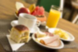 Café a manhã Lua de mel
