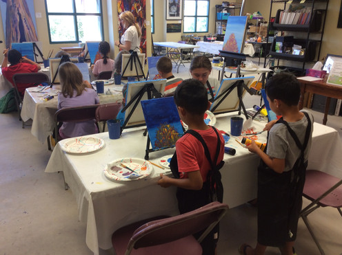 Enrollment Titans Gym Homeschool Art Monday Dates:11/26-12/17 12-1pm