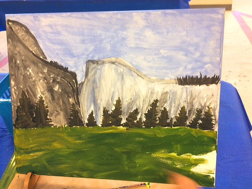 Painting: Traditional Techniques Wednesday 3-4:30pm 11/4-12/16