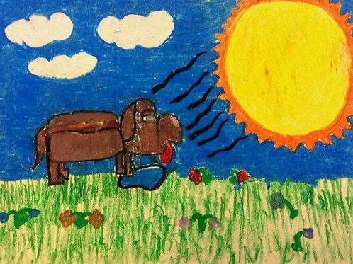 Homeschool:  Art Exploration Wednesdays 9:30-11am 9/9-12/9