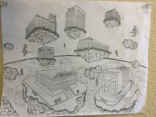 Drawing: Techniques  Monday 3-4:30 pm 4/26-5/31