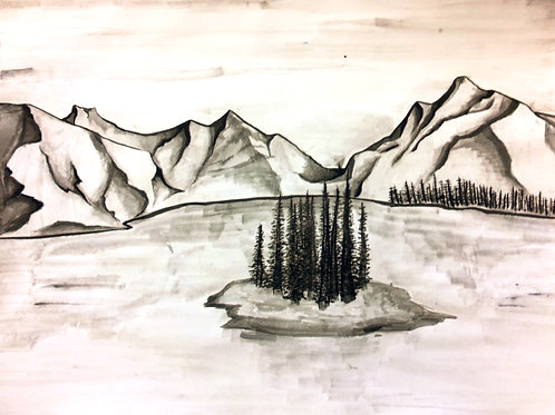 Drawing: Techniques Monday 5:30-7pm 9/13-10/18