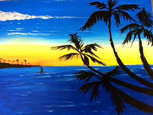 Painting: Fundamental Techniques Wednesday 5-7pm 9/16-10/21