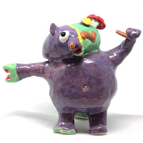 Sculpture: Ceramics, & Clays! Tuesday 5-7pm 9/15-10/20