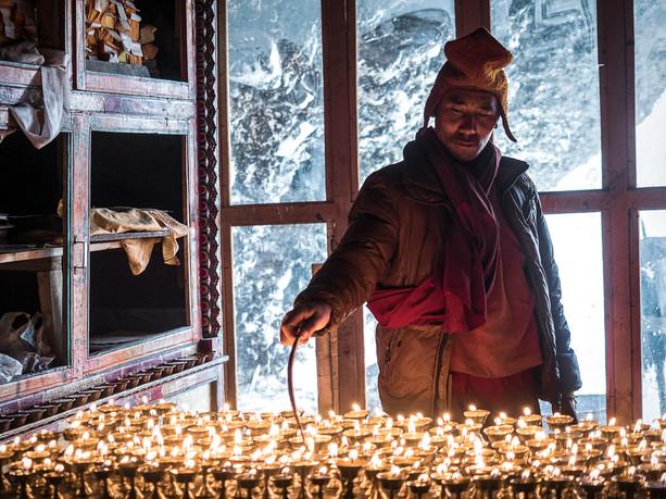 Phuktal Gonpa, Zanskar, India