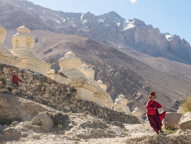 Stongdey Gonpa, Zanskar, India