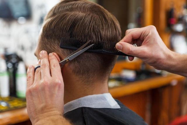 Men's Hair Cut