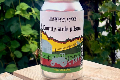 County Style Pilsner 355ml