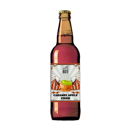Caramel Apple Cider 750ml