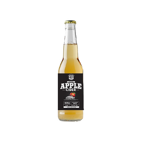 Premium Craft Apple Cider 341ml