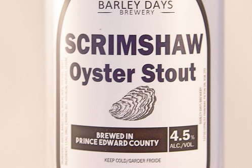 Oyster Stout 473ml