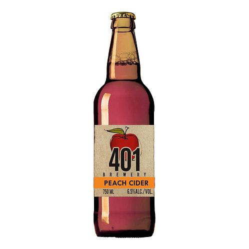 Peach Cider 750ml