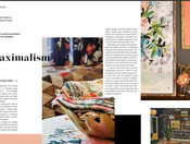 Maximalism - written for Billings Lifestyle Magazine