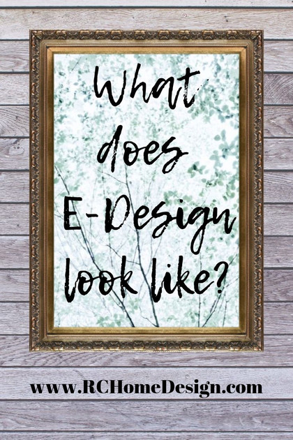 What does an E-Design project look like?