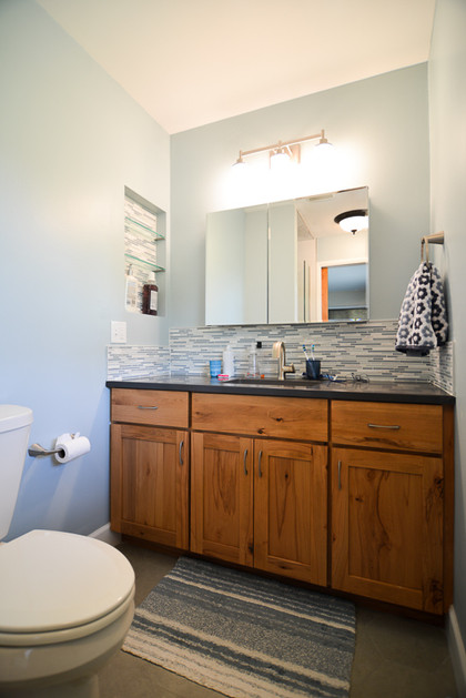 Double Bathroom Remodel