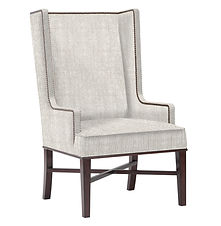 chiffon-fabric-upholstered-wingback-dini