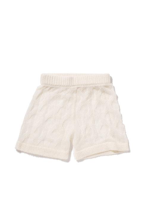 WINTER Mohair Shorts