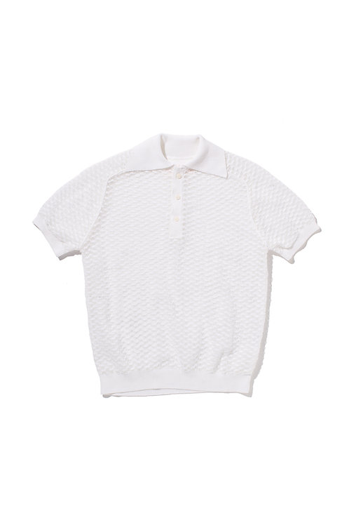 SAO Knit Polo Shirt