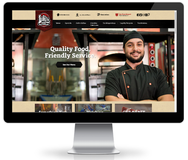 Website & Strategy for Local Restaurant
