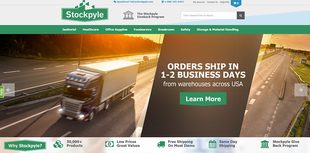 Stockpyle's Homepage