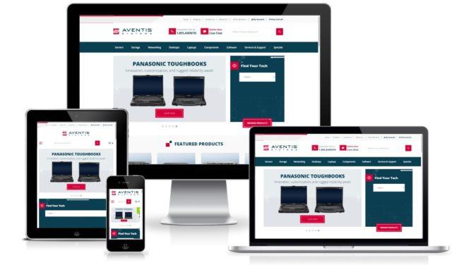 it hardware ecommerce site