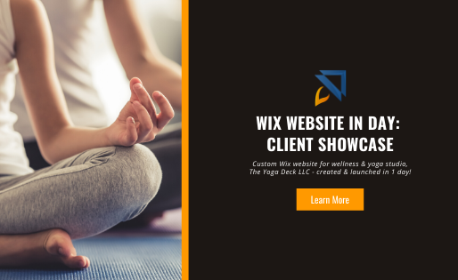 Wix Website in a Day