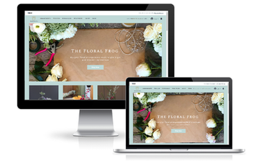 Floral Delivery Website in a Day