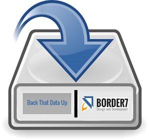 hard drive back up data