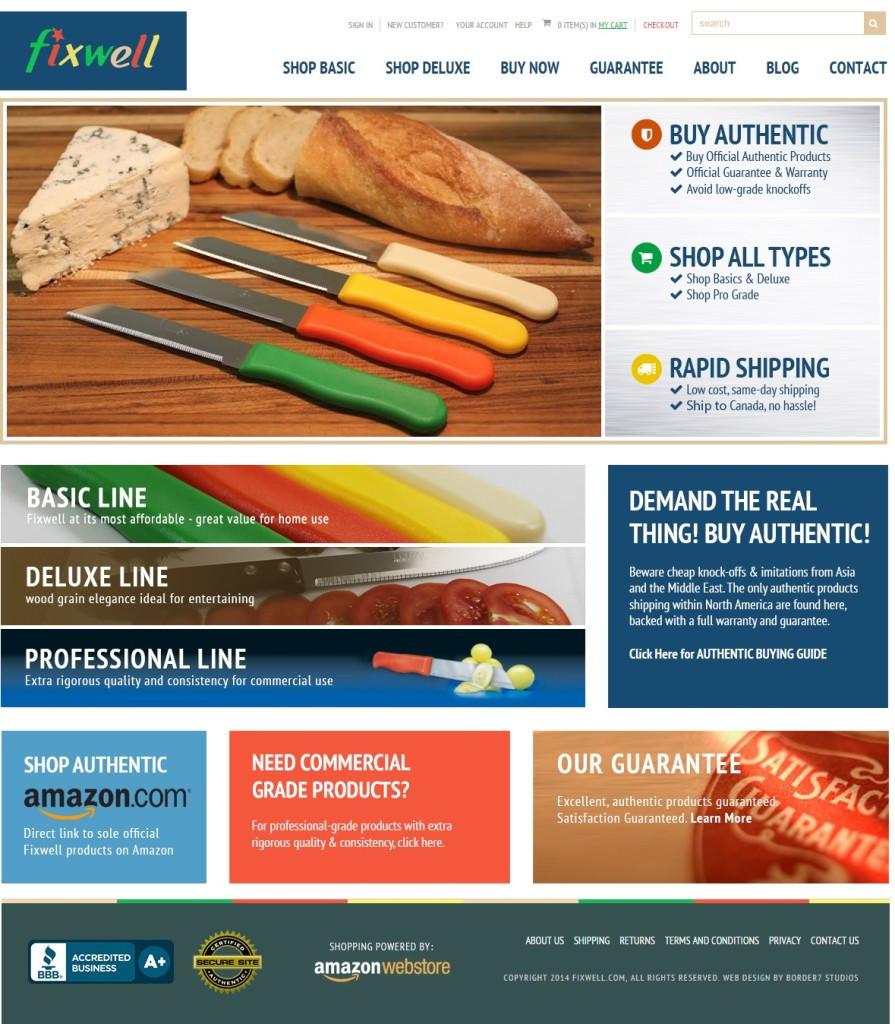 fixwell-homepage