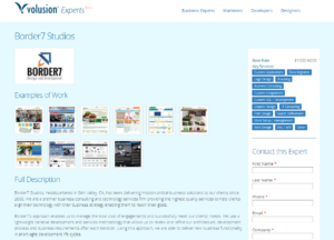 Volusion Partner screenshot