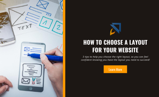 How to Choose a Layout for Your Website