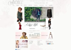 B7-Avenle Home Page-2014