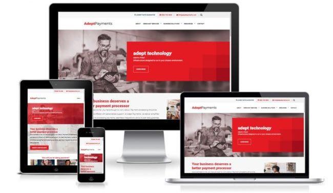 payment processor site