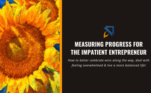 Measuring Progress for the Impatient Entrepreneur