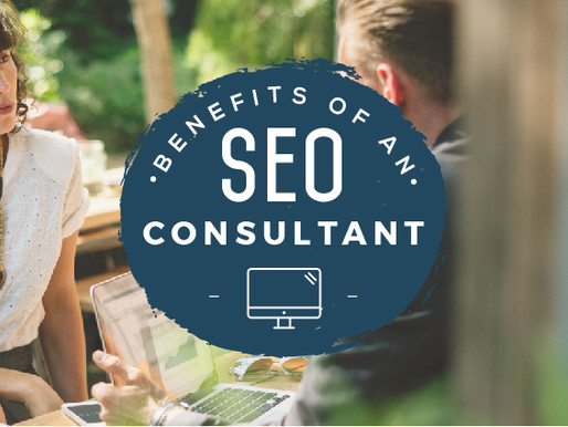 Benefits of a SEO Consultant