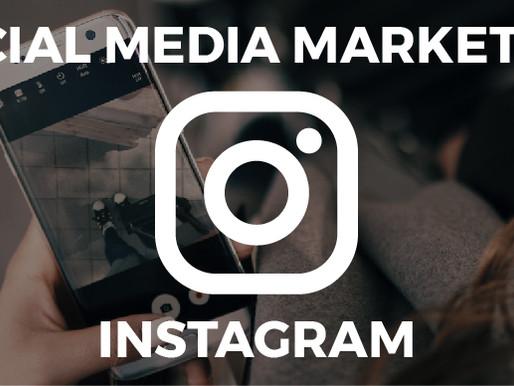 Social Media Marketing: Instagram