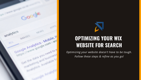 Optimizing Your Wix Website for Search
