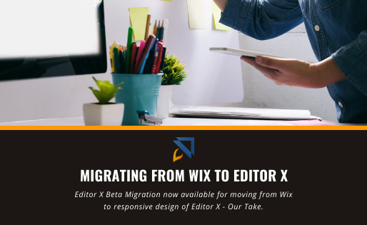 Migrating from Wix to Editor X