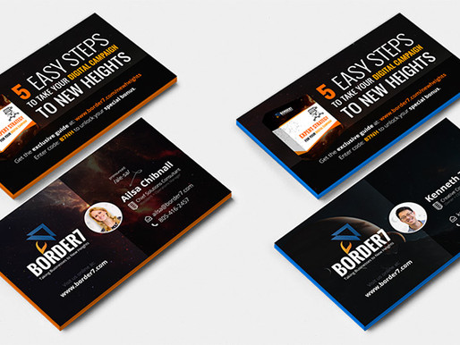 Squeeze Cards: How to Turn Business Cards Into Actual Lead Generators