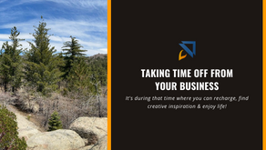 Taking Time Off From Your Business