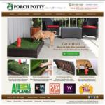 Porch Potty portfolio ss